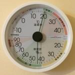 12日目温湿度計