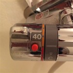 浴室蛇口温度設定
