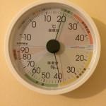 18日目温湿度計