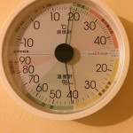 20日目温湿度計