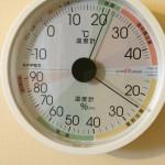 23日目温湿度計