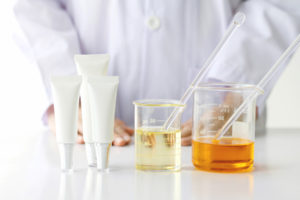 化粧品の有効成分配合
