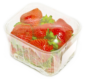 packed strawberry