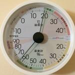 16日目温湿度計