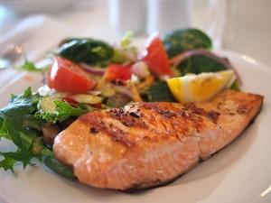 良質なタンパク質としてのサーモン