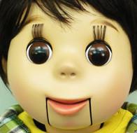腹話術の人形