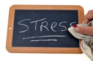 ストレスをなくす